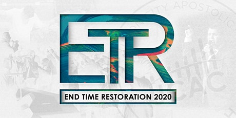 Endtime Restoration 2020 tickets