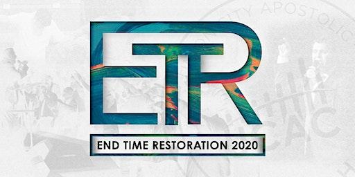 Endtime Restoration 2020