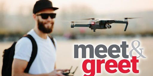 Drone Meetup by U4drones