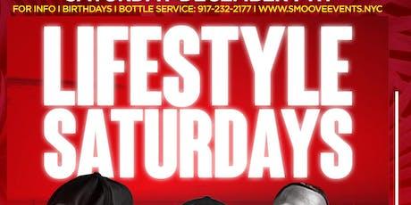 Lifestyle Saturdays Presents: JayJay Official Birthday Celebration tickets