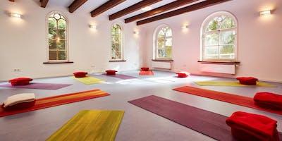 7 lessen Yin Yoga Floor Duursma - Zaterdagles Januari 2020