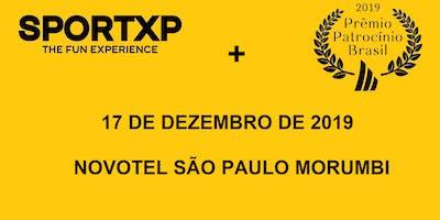 SPORT EXPERIENCE + PRÊMIO PATROCÍNIO BRASIL 2019