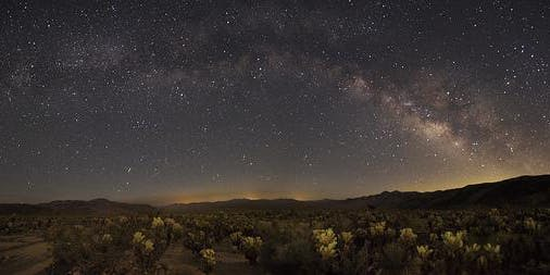 Desert Night Sky: Planets to Galaxies Spring 2020