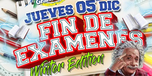 FIN DE EXÁMENES WINTER EDITION