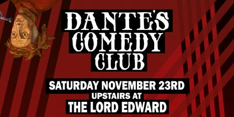 Dante's Comedy Club - Ger Staunton tickets
