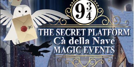 22 Dicembre - NATALE MAGICO A CA' DELLA NAVE biglietti