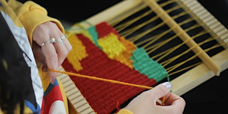 Tapestry Frame Weaving Workshop  tickets