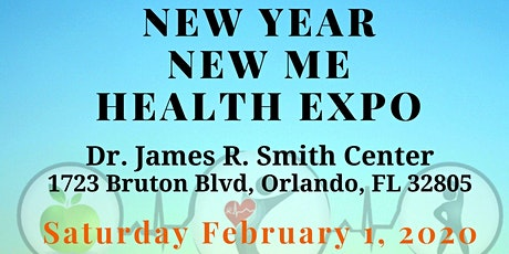 New Year. New Me. Health Expo tickets