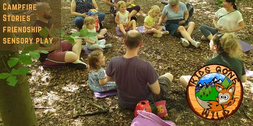 Bushcraft Babies with Kids Gone Wild - The Smed & The Smoos