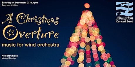 Abingdon Concert Band: A Christmas Overture tickets