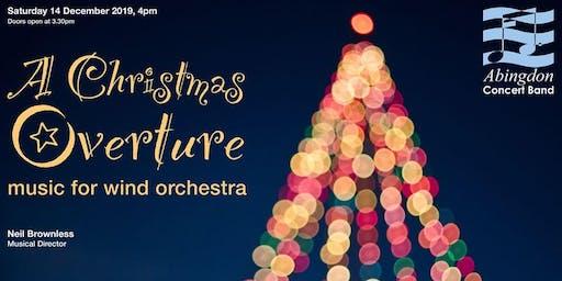 Abingdon Concert Band: A Christmas Overture