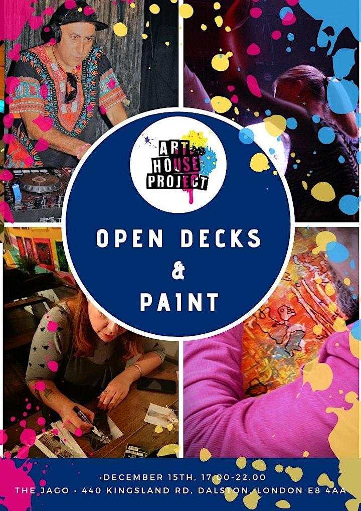 AHP Open Decks & Paint image