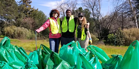 Coyote Creek Cleanup at Watson Park for World Wildlife Day tickets