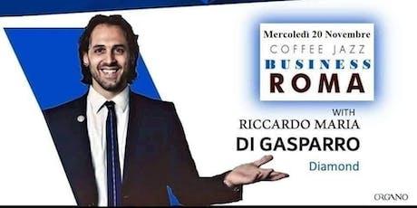 """""""TRAINING"""" del Diamante RICCARDO DI GASPARRO presso il CJM della CAPITALE biglietti"""
