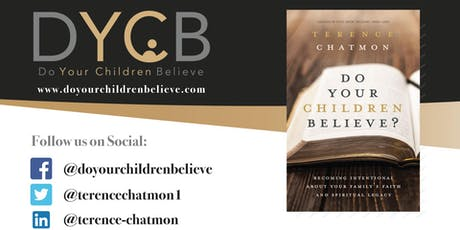 Do Your Children Believe? book Signing with Dr. Chatmon boletos