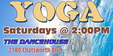 Yoga in Point Loma tickets