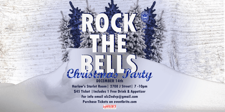 Rock The Bells Christmas Party tickets