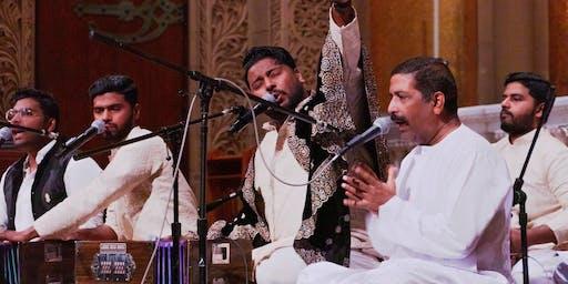 Qawwali Night: Hamza Akram, Taimoor, Abdul Qawwal Ensemble