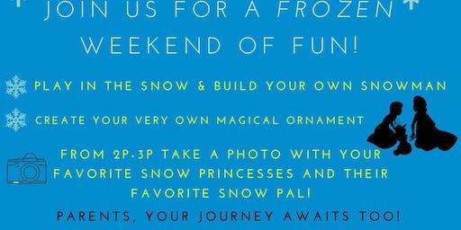 Frozen Weekend of Fun!