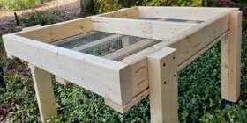 Saturday Gardener-Salad Table Workshop