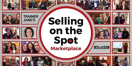 Selling on the Spot Marketplace - North Toronto tickets