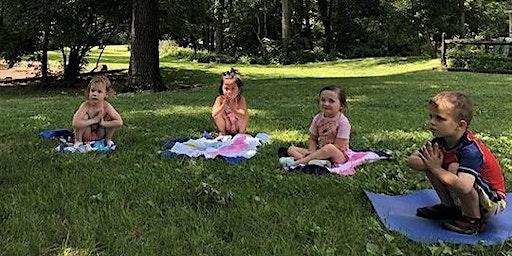 Toddler/Preschooler Yoga