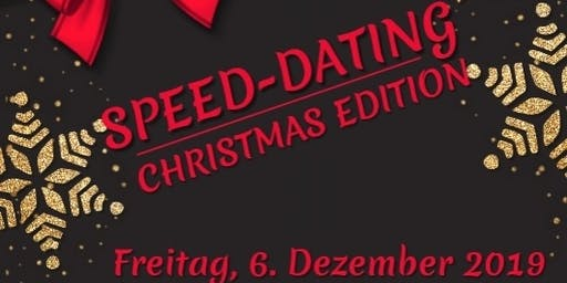 SPEED DATING - CHRISTMAS EDITION by FRAULEIN KURVENZAUBER