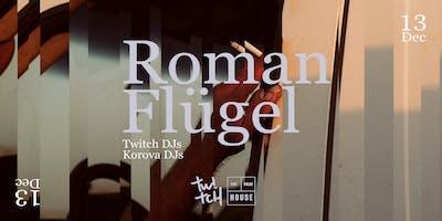 Twitch x The Palm House: Roman Flügel