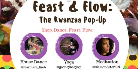 Feast & Flow: Kwanzaa Pop-Up tickets