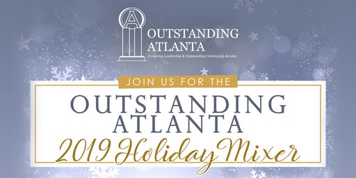 Outstanding Atlanta Holiday Mixer