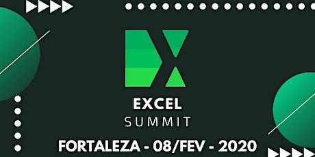 Excel Summit - 2ª Edição - Fortaleza ingressos