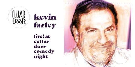 Kevin Farley at Cellar Door Comedy Night