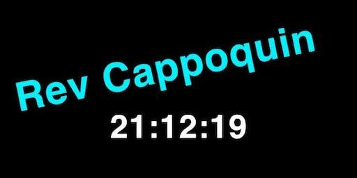 Rev Cappoquin Christmas Teenage Disco