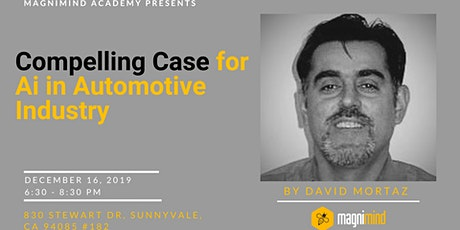 Compelling Case for AI in Automotive Industry tickets