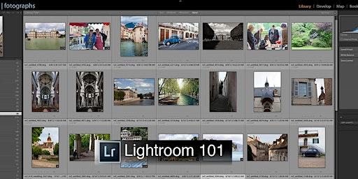 Beginning Adobe Lightroom Classic with Natasha Calzatti 2 Sessions - PAS