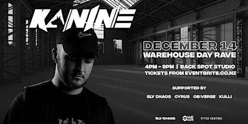 Kanine — Warehouse Day Rave (AKL)