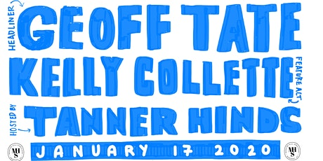 January Blues: A Standup Comedy Show Featuring Geoff Tate tickets
