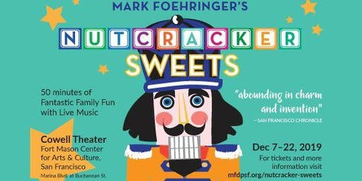Mark Foehringer's Nutcracker Sweets