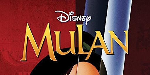 Movie Ratathon: Mulan - Bendigo