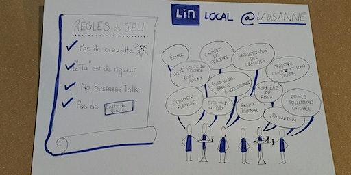 LinkedInLocal Lausanne 2020 - Réseautage