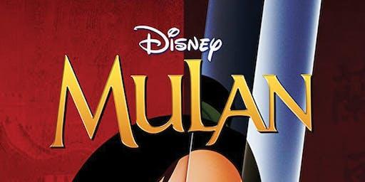 Movie Ratathon: Mulan - Castlemaine