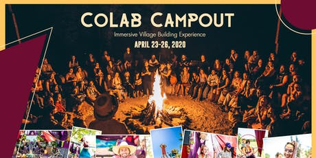 CoLab Campout 2020 tickets