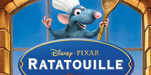 Movie Ratathon: Ratatouille - Castlemaine