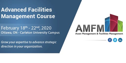 Advanced Facilities Management Course