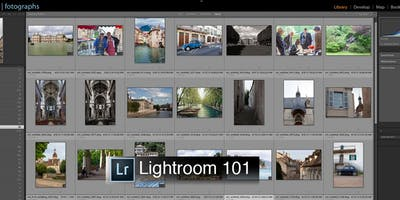 Beginning Adobe Lightroom Classic with Natasha Calzatti 2 Sessions - PAS