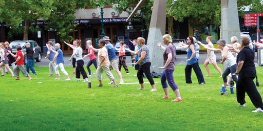 Outdoor Tai Chi - Bendigo