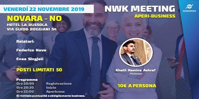 PRESENTAZIONE APERIBUSINESS MEETING - NWK COMMUNITY 22/11 - NO