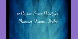 12 Positive Power Principles