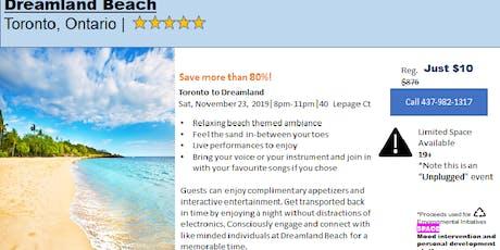 Dreamland Beach  tickets