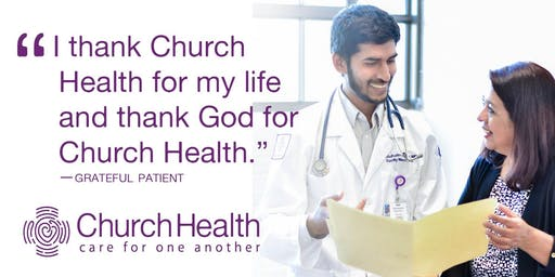 Giving Tuesday with Church Health